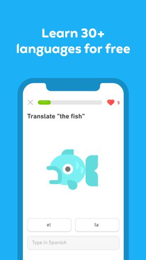 Duolingo: Learn Languages Free 3.106.5 Screen 4