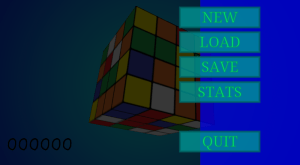 Android Cube Game Screen 7