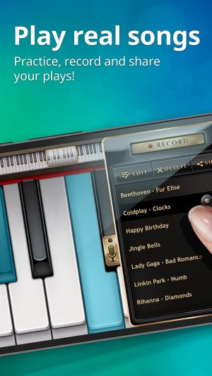 Android Piano — Magic Tiles and Keys Screen 3
