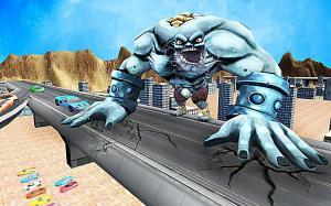 Superhero Incredible Monster Hero City Battle 1.0.12 Screen 1