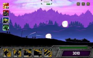 Android Dawn Wars Screen 1