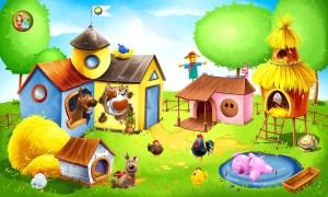 Animal Farm for Kids. Toddler games. 2.1.21 Screen 3