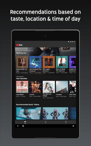 YouTube Music - Stream Songs & Music Videos 4.37.53 Screen 14