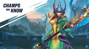 Android League of Legends: Wild Rift Screen 3