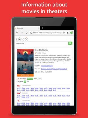 Cốc Cốc Browser 63.4.156 Screen 8