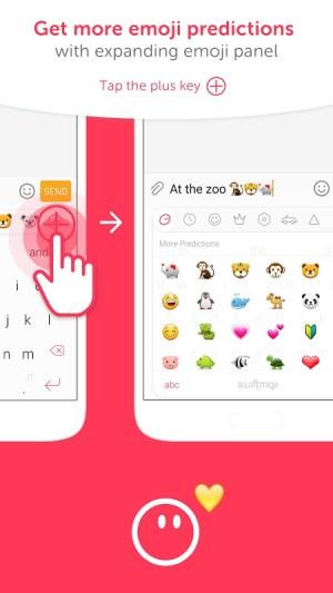 Swiftmoji - Emoji Keyboard 1.0.12.28 Screen 3