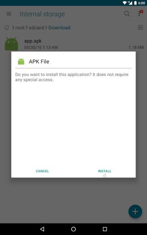Install Button Unlocker - Fix Screen Overlay Error 3.9 Screen 17