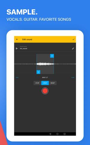 Drum Pads 24 - Music Maker 3.5.0 Screen 9