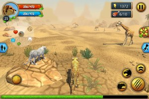 Android Cheetah Family Sim - Animal Simulator Screen 7