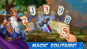 Emerland Solitaire 2 Card Game 43 Screen 3