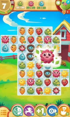 Farm Heroes Saga 5.46.6 Screen 2