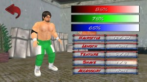 Android Wrestling Revolution 3D Screen 17