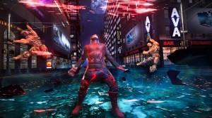 Android Grand Superhero Justice Sim Screen 3