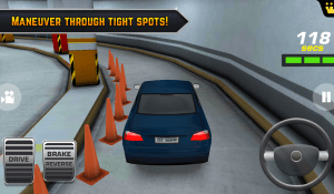 Android High School Driving Test Screen 1