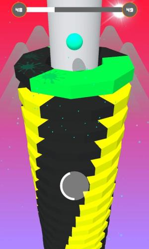 Stack Ball - Blast 3D 1.2 Screen 4