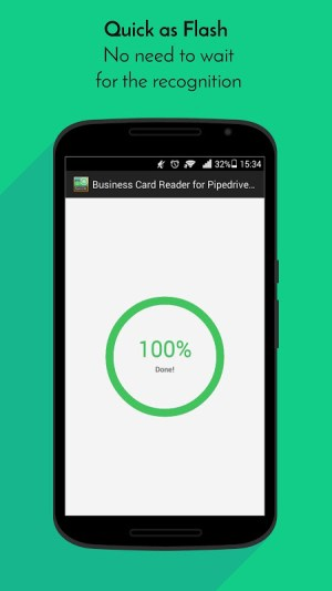 Business Card Reader for Pipedrive CRM 1.1.146c Screen 5