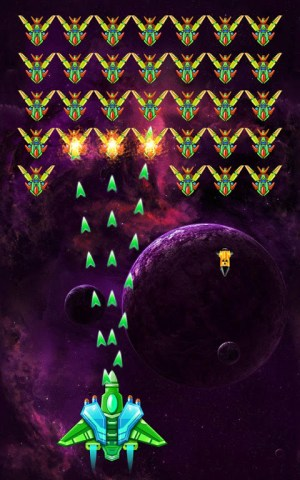 Android Galaxy Attack: Alien Shooter Screen 12