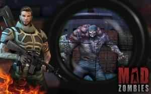 The Dead Uprising : MAD ZOMBIES 5.27.0 Screen 3