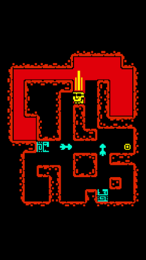 Tomb of the Mask: Color 1.0.3 Screen 5