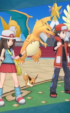 Pokémon Masters EX 2.0.5 Screen 1