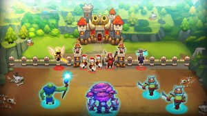 King Rivals: PvP RTS war clash strategy game 1.0.94 Screen 5