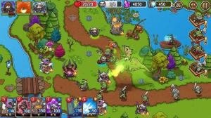 Crazy Defense Heroes: Tower Defense Strategy TD 1.8.1 Screen 7