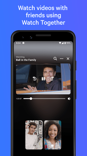 Messenger – Text and Video Chat for Free 289.0.0.0.6 Screen 2