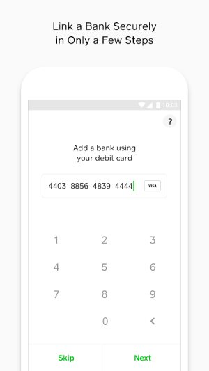 Cash App 2.37.1 Screen 2