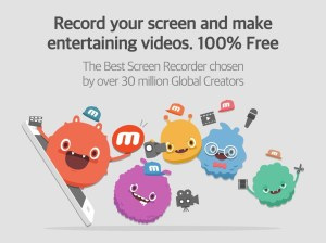 Mobizen Screen Recorder 3.1.1.44 Screen 1