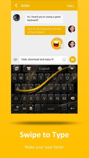 GO Keyboard - Emoji, Emoticons 2.71.9 Screen 10
