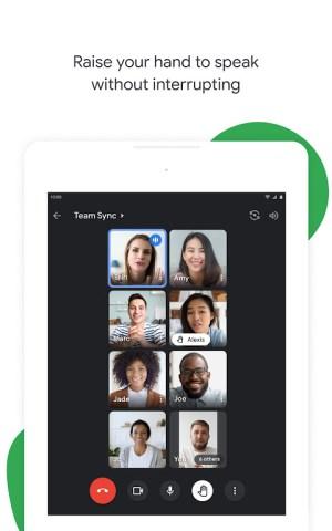 Google Meet – Secure video meetings 2021.09.11.396638105.Release Screen 2