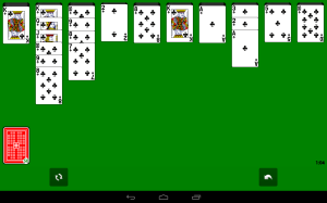 Solitaire 1.1.10 Screen 2