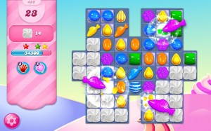 Android Candy Crush Saga Screen 15