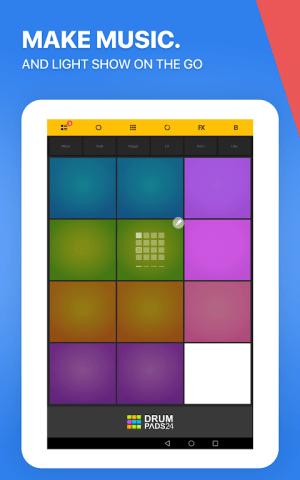Drum Pads 24 - Music Maker 3.5.0 Screen 7