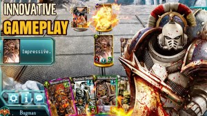 Android The Horus Heresy: Legions – TCG card battle game Screen 2