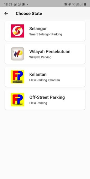 Flexi Parking 2.0 16.2.0 Screen 5