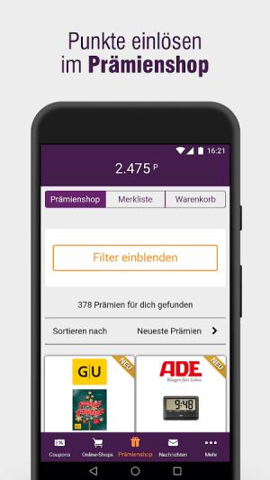 DeutschlandCard 2.33.0 Screen 3