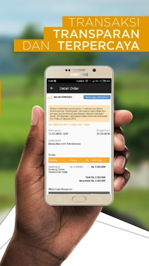 TERNAKNESIA - Qurban Online, Berkurban Mudah 1.6.1 Screen 3