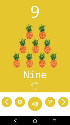 Number Flashcards 1.0.1 Screen 7