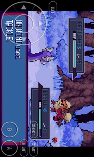 Pokemon: Giratina's Legend 2.3 Screen 1