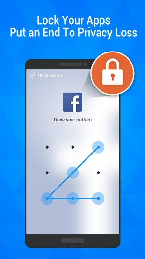 DU Antivirus Security - Applock & Privacy Guard 3.2.2.2 Screen 4