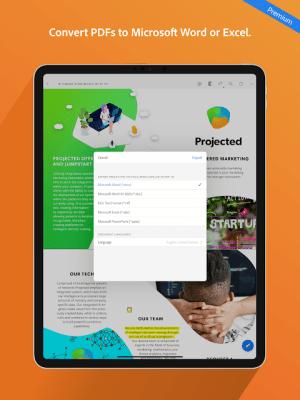 Adobe Acrobat Reader: PDF Viewer, Editor & Creator 20.6.2.14256 Screen 15