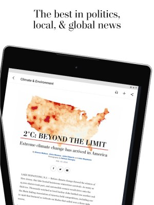 The Washington Post 5.9.1 Screen 17