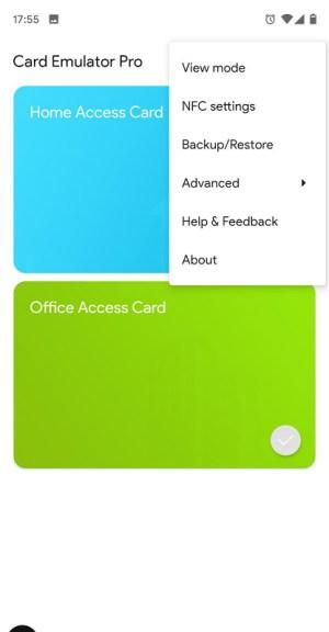 NFC Card Emulator Pro (Root) 6.0.3 Screen 5