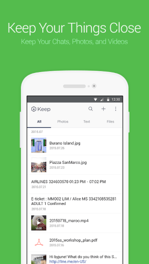 LINE: Free Calls & Messages 9.10.0 Screen 5