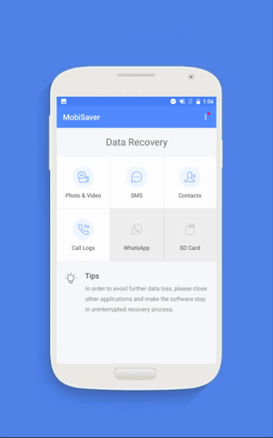 EaseUS MobiSaver - Recover Video, Photo & Contacts 3.2.3 Screen 4