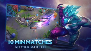 Android Mobile Legends: Bang Bang Screen 9