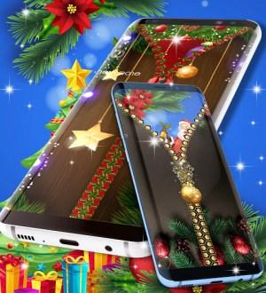 Christmas lock screen 5.0 Screen 5