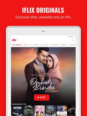 iflix - Movies, TV Series & News 3.40.0-19412 Screen 7