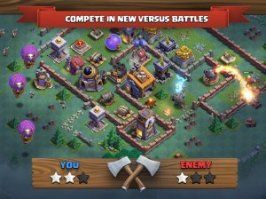 Clash of Clans 11.49.11 Screen 2